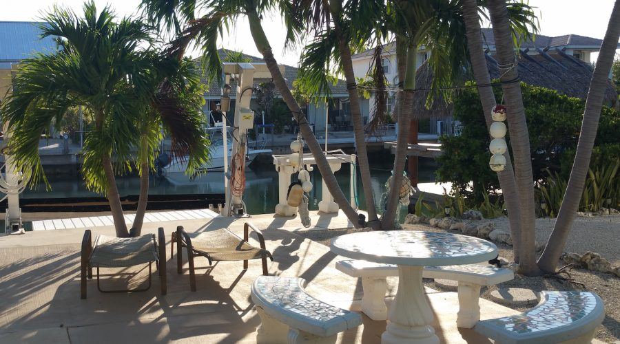 waterfront vacation rental in Key Colony Beach