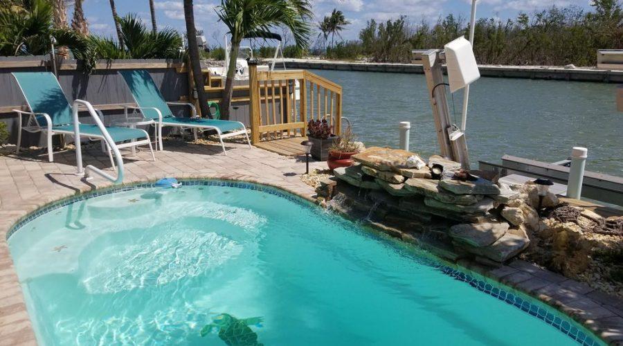 Marathon FL vacation rental in Sombrero Beach