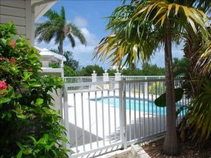 Sombrero Beach Marathon FL vacation rental pool