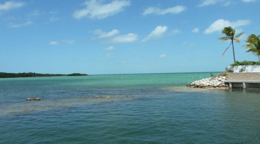 waterfront view vacation rental in Marathon at Indigo Reef