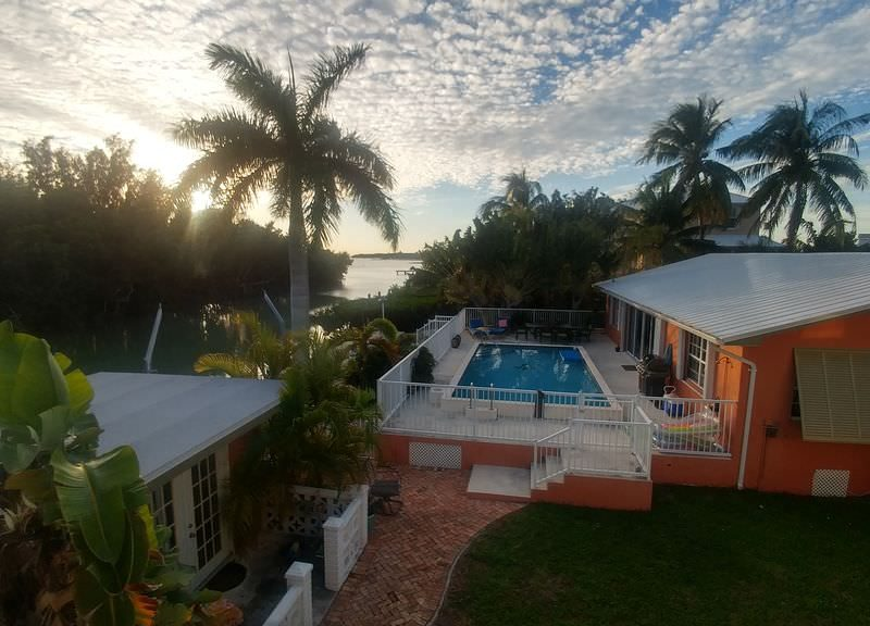 Marathon vacation rental home with private pool in the Florida Keys