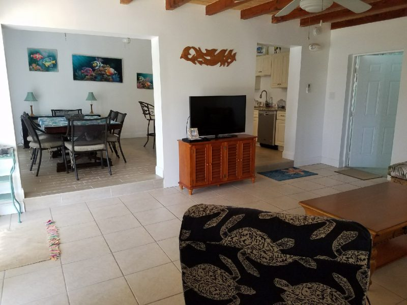 vacation rental in Key Colony Beach with boat dock