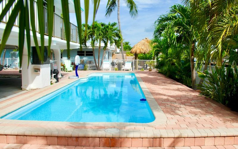 vacation rental in Key Colony Beach with private pool