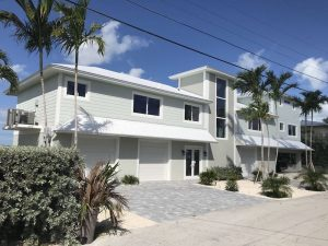 waterfront vacation rental home in Sombrero Beach, Marathon, Florida Keys