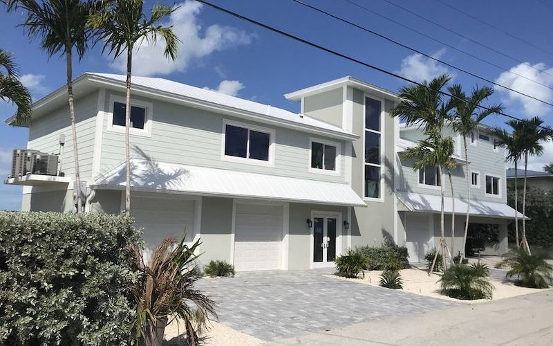 waterfront vacation rental home in Sombrero Beach, Marathon, Florida Keys
