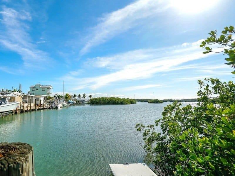 waterfront vacation rental house in Marathon, Florida Keys