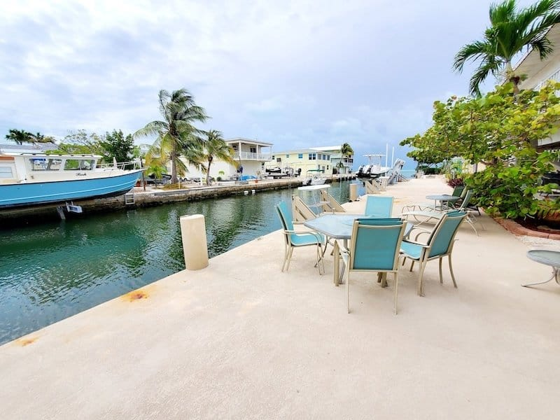 waterfront vacation rental Marathon, Florida Keys